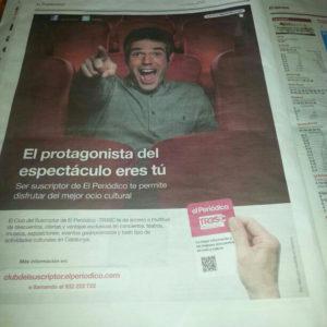 Campaña Periódico Catalunya
