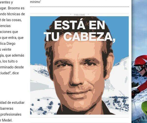 Oscar Vico – Campaña turismo de Cataluña